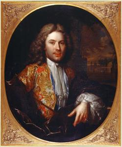 Portret van Jan Wolters (1683-1757)