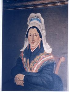 Portret van Anna Catharina Hamelinck (1799-1887)