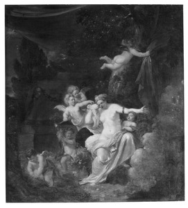 Treurende Venus