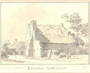 Het klooster Clarecamp te Wamel