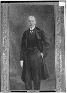 Portret van Hugo Gevers (1858-1921)