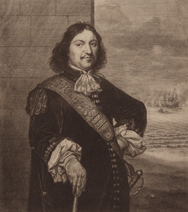 Portret van Aert van Nes ( -1693)