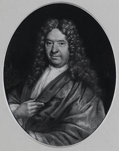 Portret van Jansen van Oyenbrugge
