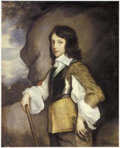 Portret van Henry Stuart, Duke of Gloucester (1640-1660)