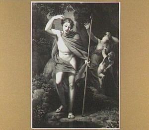 Narcissus bij de bron, de nimkf Echo kijkt toe in wanhoop