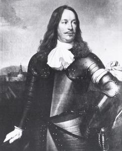 Portret van Otto van Limburg Stirum (....-1679)