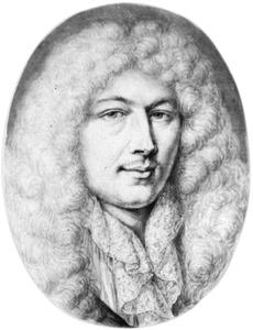 Portret van Frederik Rosenboom (1645-1716)