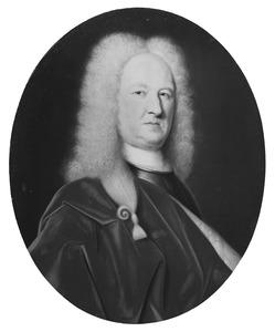 Portret van Schelte van Heemstra ( -1733)