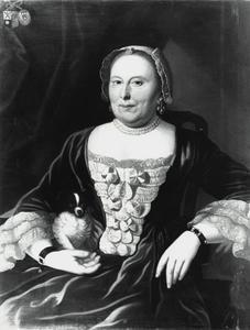 Portret van Cornelia Witte (?-?)