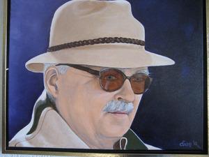 Portret van Otto Jacobus van Lent (1948-)