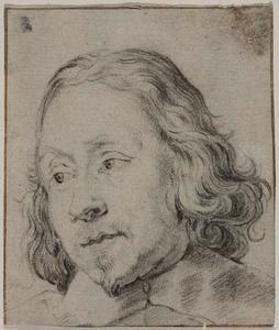 Portret van de graveur Robert van Voerst (1597-1635/36)