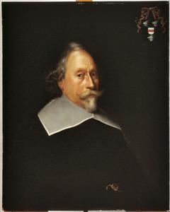 Portret van Jacob van der Goes (....-1663)
