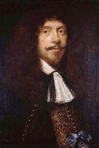 Portret van Peder Charisius (1608-1685), diplomaat, gezant in Holland