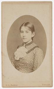 Portret van Adolphine Julie Wttewaall van Stoetwegen (1864-1920)