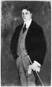 Portret van Michiel Onnes (1878-1972)