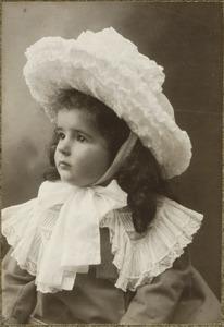 Portret van Magdalena Ferdinanda Maria Rollin Couquerque (1903-1994)
