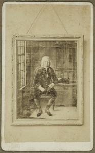 Portret van Wiardus Siccama ( -1797)