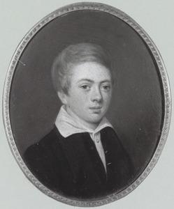 Portret van Anthony Pieter Hendrik Baron van Ittersum (1808-1874)