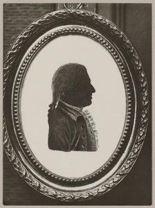Portret van Cornelis van der Hoeven (1736-1799)