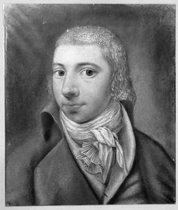 Portret van mogelijk Bonifacius van der Haer (1778-1827)
