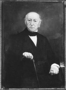 Portret van Maurits Jacob van Löben Sels (1795-1863)