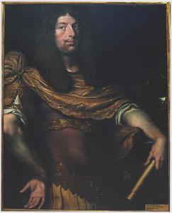 Portret van Hans Willem des H.R.R. baron van Aylva (....-1696)