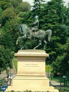 Monument voor Koning Victor Emmanuel II