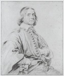 Portret van Johannes Wttenbogaert (1608-1680)