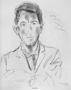 Portret van Alexander Horn (1916-1968)