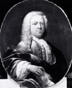 Portret van Paulus Boogaert van Alblasserdam (1703-1789)