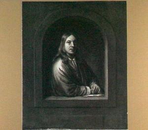 Portret van Samuel van Hoogstraten