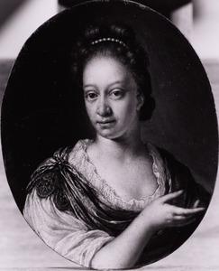 Een portret van een onbekende vrouw