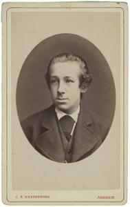 Portret van Rudolf Conrad van Hasselt (1860-1943)