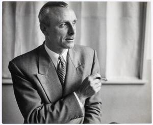 Portret van Willem Paul Johannes Adriaan (Bob) van Royen