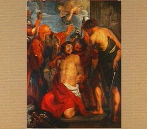 Het martelaarschap van de H. George