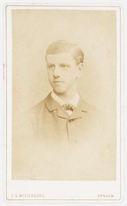 Portret van Cornelis Hiddingh (1864-1925)