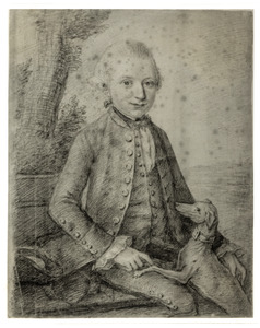 Portret van Jan van Lee (1761-1827)