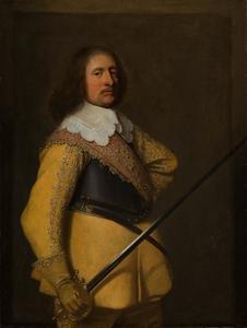 Portret van Johan Maurits van Nassau-Siegen (16045-1679)