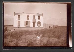 Jan Toorop's huis in Katwijk, september 1899