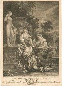 Offrande a Venus