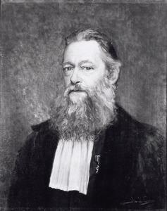 Portret van Henricus van Herwerden (1831-1910)