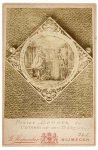 Huwelijkspenning van Pieter Dommer (1600-voor 1653) en Catharina van Beresteyn (1603-1674)
