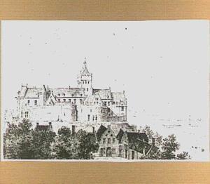 De Valkhofburcht te Nijmegen
