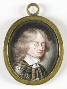 Portret van mogelijk Louis II de Bourbon -Conde (1621-1686)