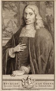 Portret van Rijcklof van Goens (1619-1682)