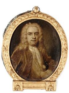 Portrtet van Pieter de la Ruë (1695-1770)