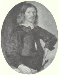 Portret van Axel Urup (1601-1671)