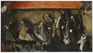 'De uitvaart van Thérèse Schwartze's palet'
