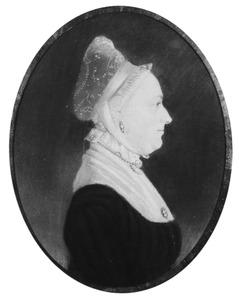 Portret van Johanna Al (1759-1804)