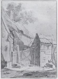Boerderij met bijgebouwen